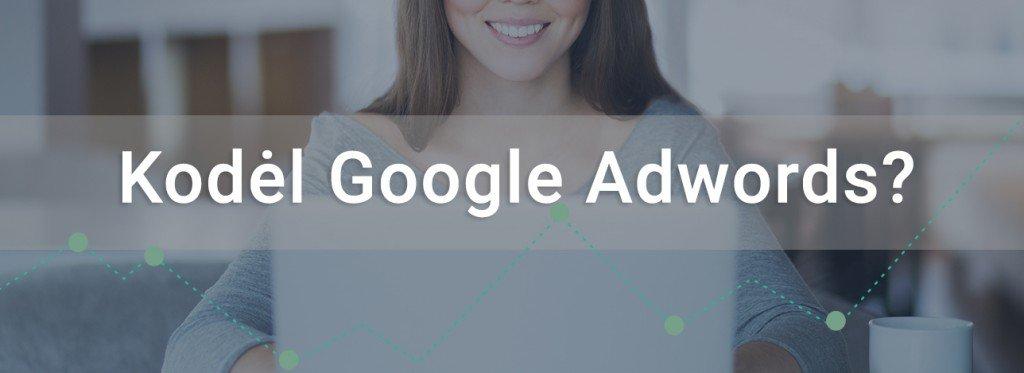 Kodel Google Adwords